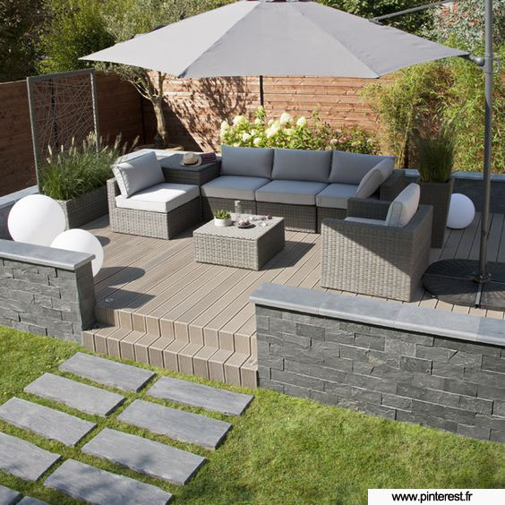 creation terrasse